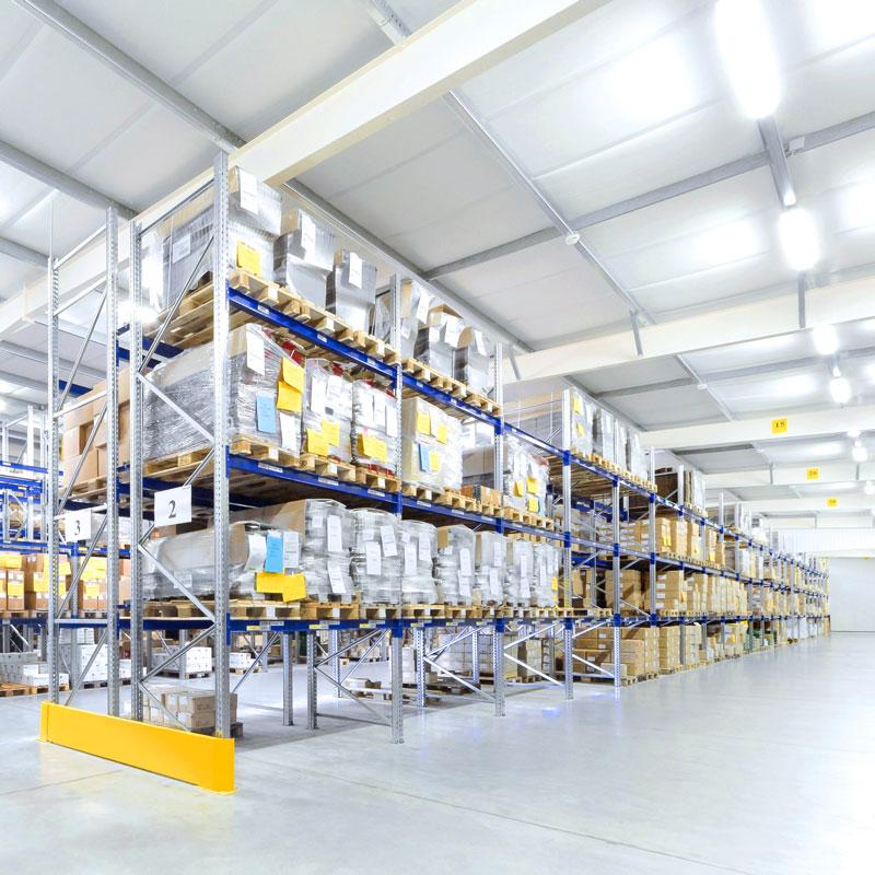 Logistiques et industrielles